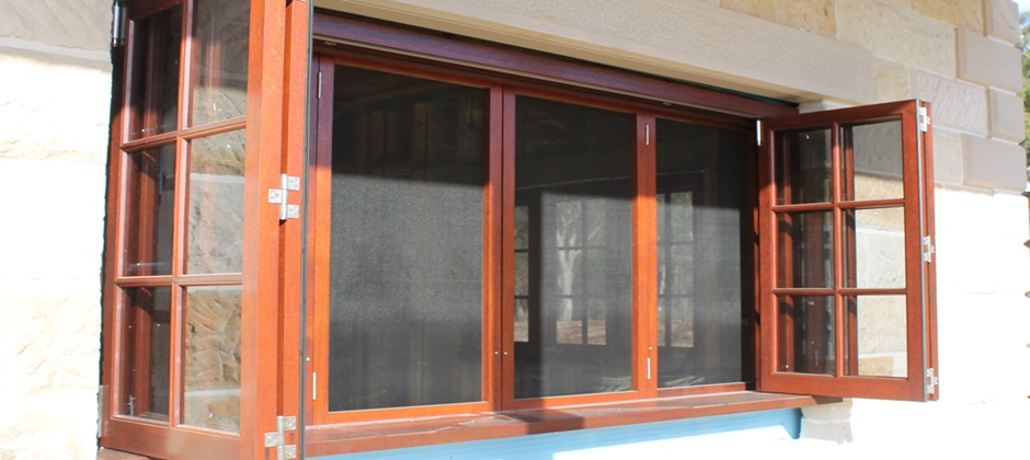 Bush Fire Rated Windows Doors And Screens Woodview Joinery