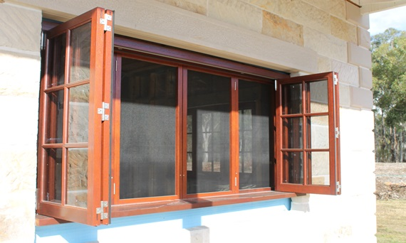 Fire Rated Wood Doors With Glass